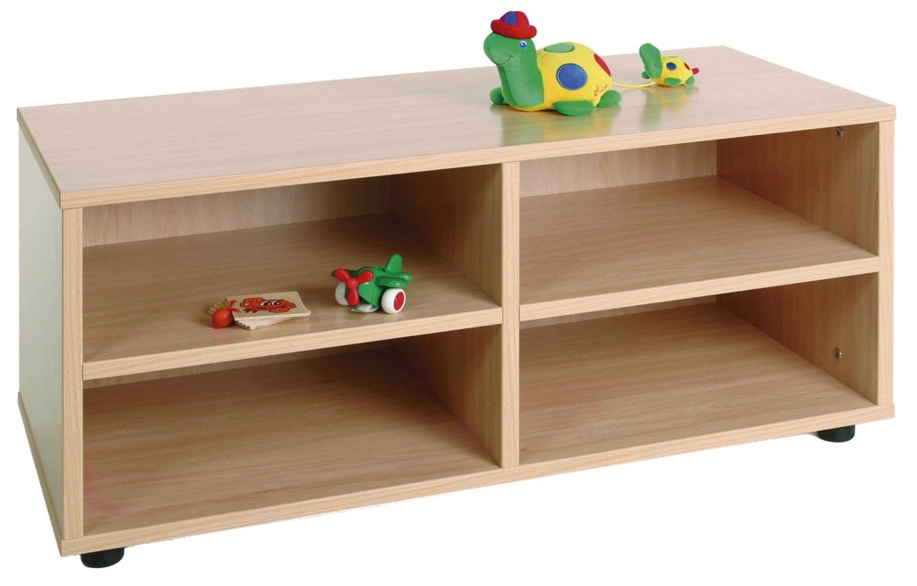 Mueble superbajo 4 casillas