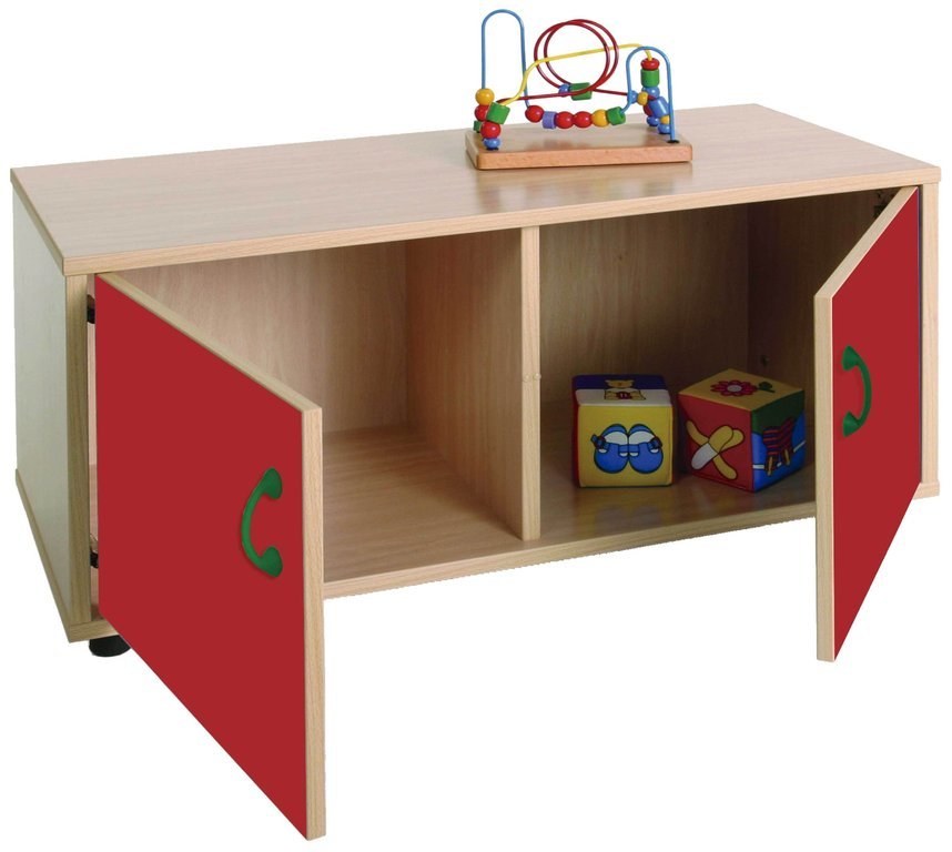 Mueble superbajo armario 2 casillas