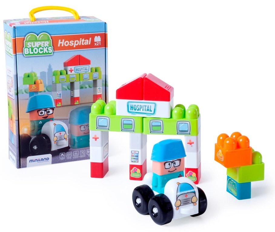 Super blocks: hospital